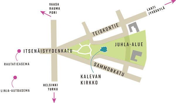 Kartat Herattajajuhlat